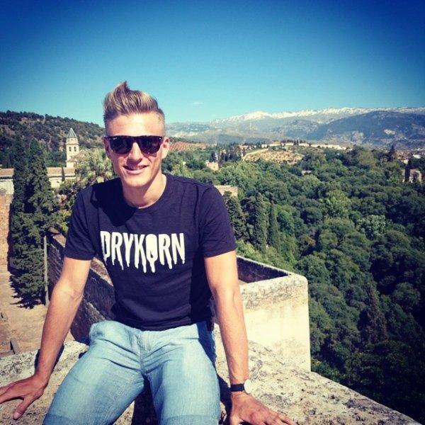 ♥ Marcel en Espagne ♥