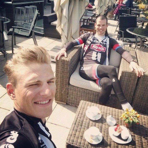 ♥ Une p'tite pause café avec Marcel ♥