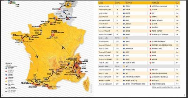 Demain c'est le Tour de France ^^