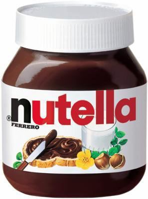 Mais  qui n'aime pas le nutella?