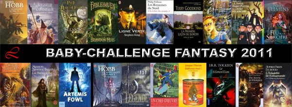 Challenge ; Baby-challenge SF/Fantasy 2011