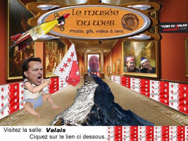 Le Valaisan fou.