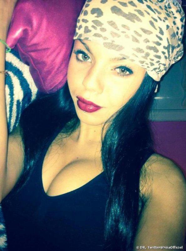 Niia Hall alias Lyna #Algérienne