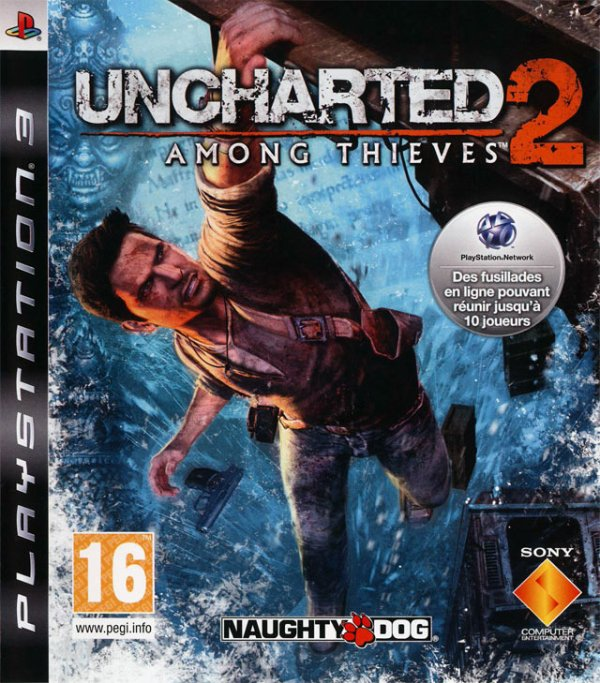 Test de Uncharted 2 : Among Thieves