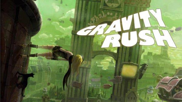 Nouvelle rubrique : Jeux video. Gravity Rush !