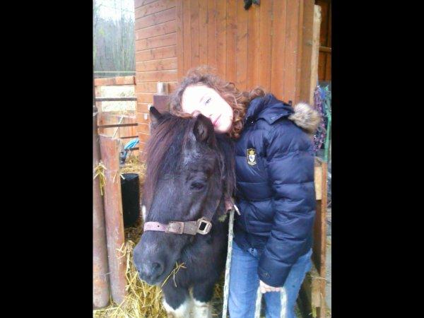 Il n'y a pas plus intimes que les secrets d'un cavalier et de son cheval
