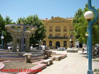 banque exterieure d algerie place tiaret