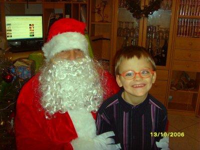 voici mon fils leo il a 5 ans