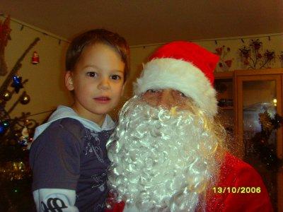 voici mon fils mathis 5 ans