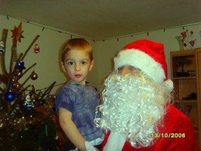 voici mon fils kyllian 2 ans et demi