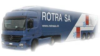 Rotra votre partenaire logistique
