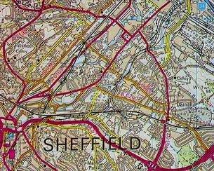 Sheffield (GB) histoire.