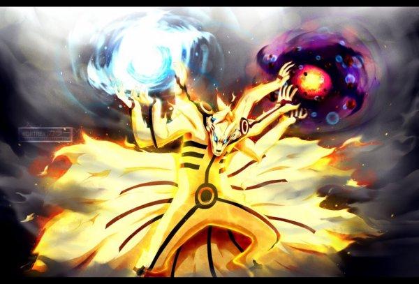 Chapitre 22: Le chef de l'Akatsuki attaque