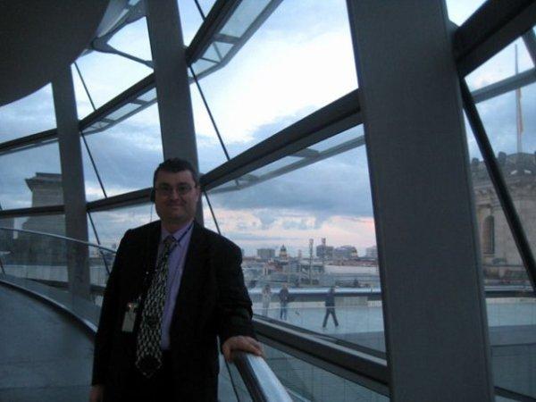 Moi au Reichstag