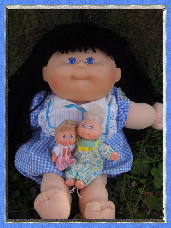 1980s Cabbage Patch Kids Commercial