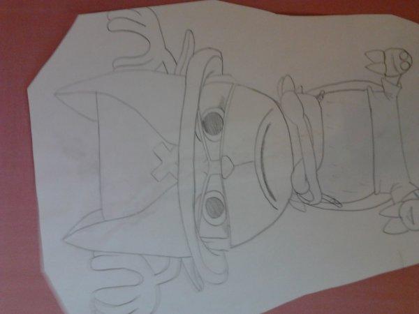 dessin one piece
