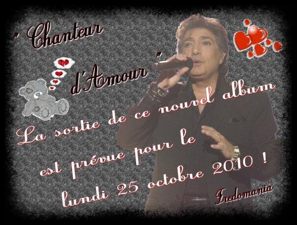 Frédéric François - Chanteur d'Amour - Frédomania