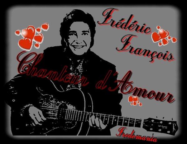 Frédéric François à la télé samedi 23 octobre - FREDOMANIA