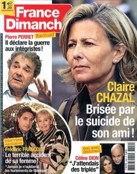Frédéric François - Le terrible accident de sa femme
