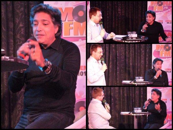 FREDERIC FRANCOIS - MONA FM - FREDOMANIA
