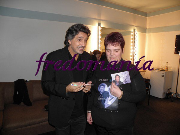 Frédéric François et Frédomania - Olympia 2011