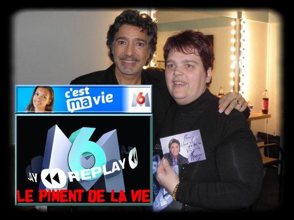 C'est ma vie - Le piment de la vie - M6 -  Téva - Frédéric François