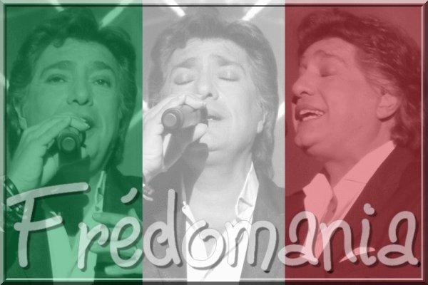 FREDERIC FRANCOIS  - VIA ITALIA - FREDOMANIA