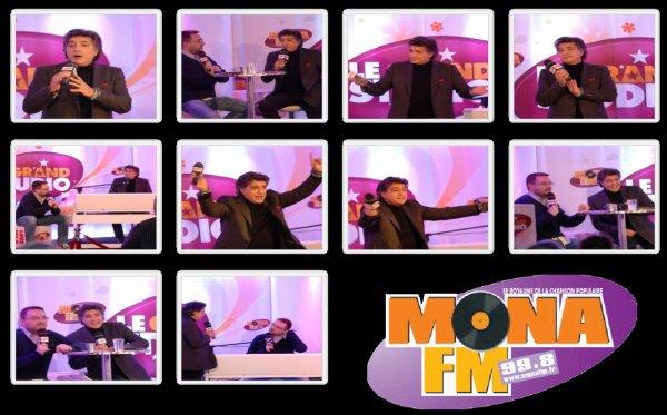 Frédéric François - MONA FM