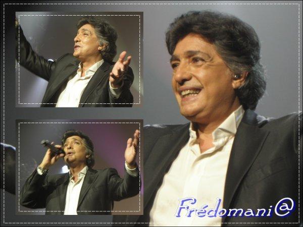 Frédéric François - Fredomania - Olympia 2012