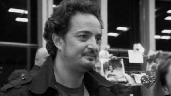 Frédéric François - Télévie 2012 - Liège