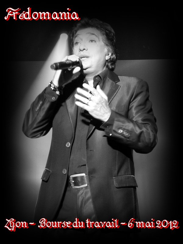 Frédéric François - Lyon 2012