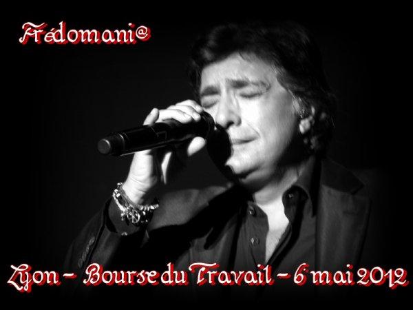 Frédéric François - Lyon 2012 - Frédomania