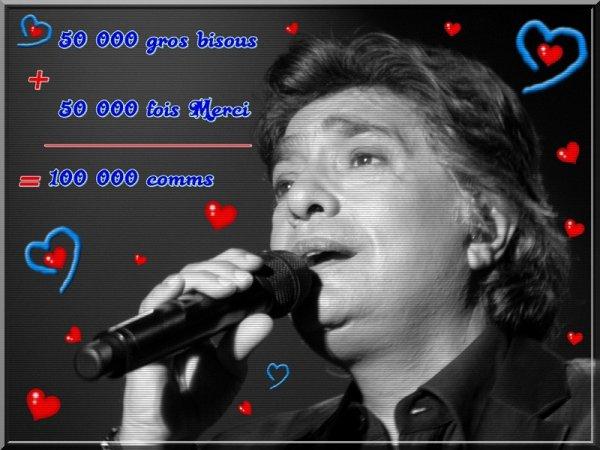 Frédomania - 100 000 comms - Frédéric François