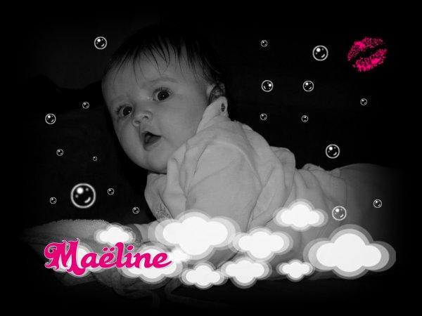 Maëline - Ma petite-fille - Fredomania