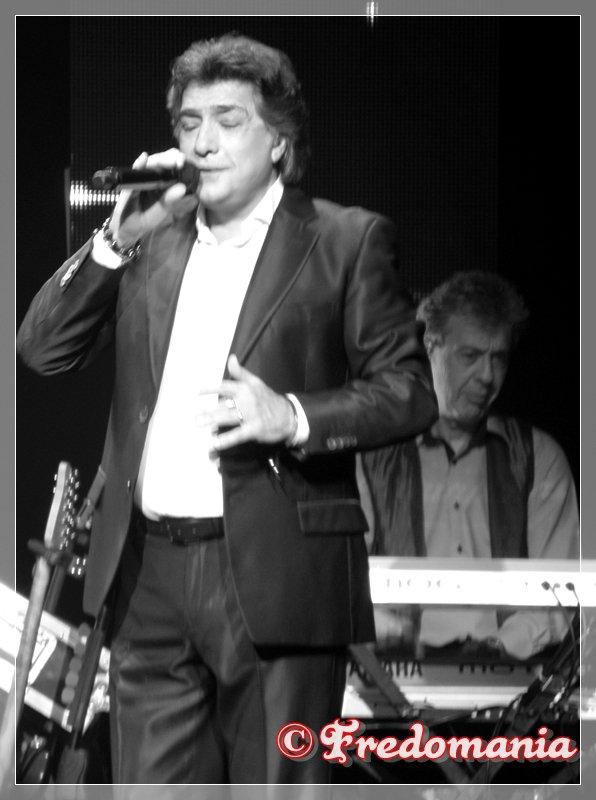 Frédéric François à Béziers - 2012