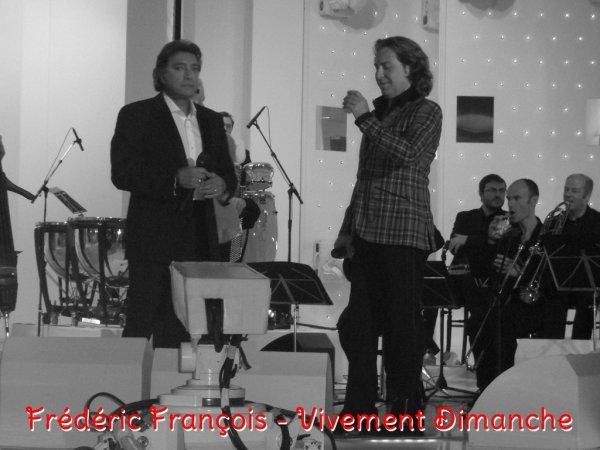 Frédéric François - Vivement Dimanche