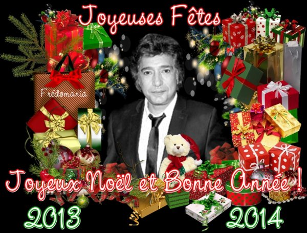 Frédéric François - Joyeuses Fêtes
