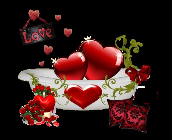 Cadeau de Saint-Valentin de Frédéric François pour ses fans