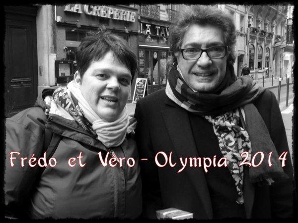 Frédéric François - Frédomania - Olympia 2014
