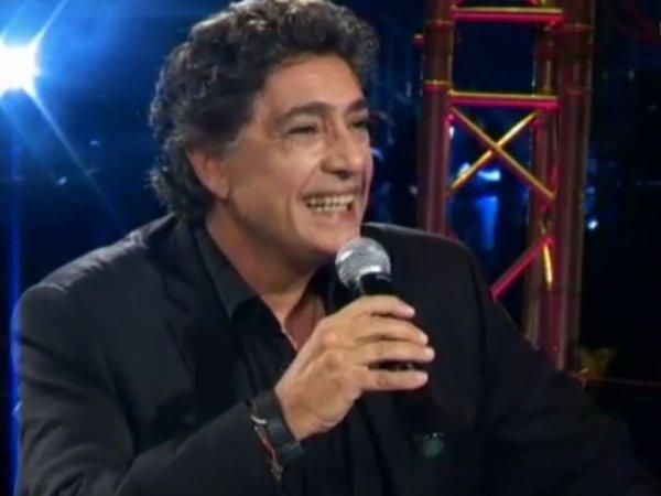 Frédéric François, le chanteur à la voix d'or en concert à La Réunion