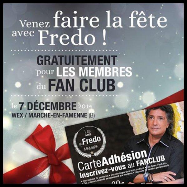 Venez faire la fête avec Frédo