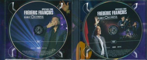 Frédéric François - Amor Latino - Extrait du DVD 30 ans d'Olympia