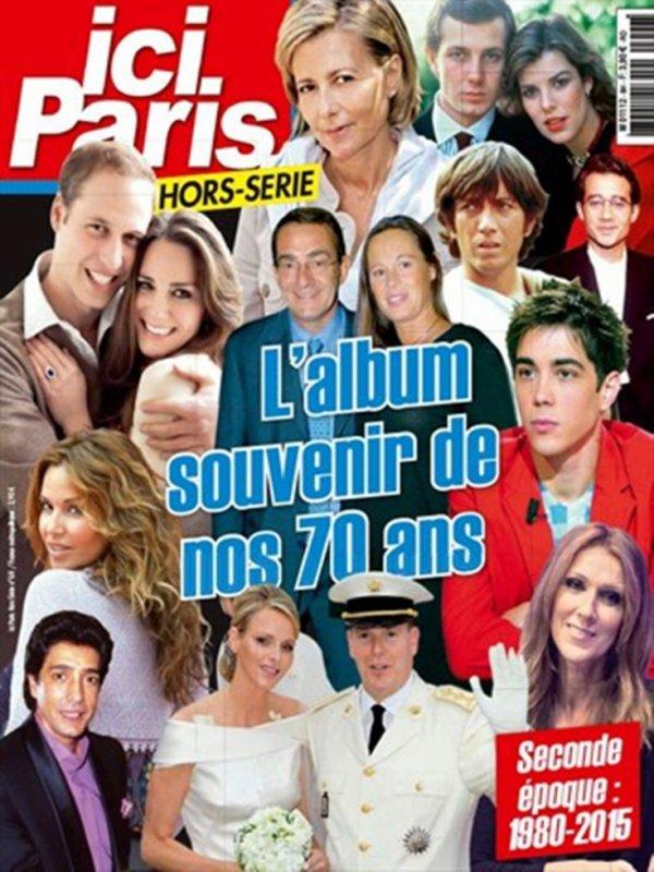 Ici Paris - L'album souvenir de nos 70 ans