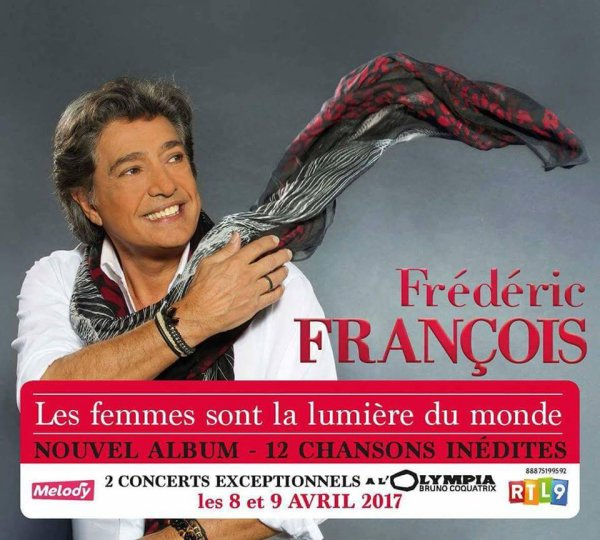 Les femmes sont la lumière du monde - Frédéric François