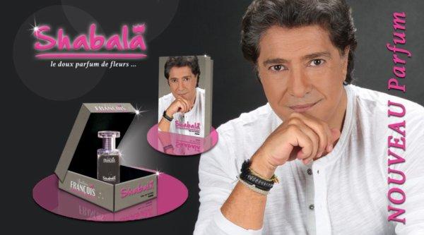 Frédéric François - Shabala - Parfum 2017