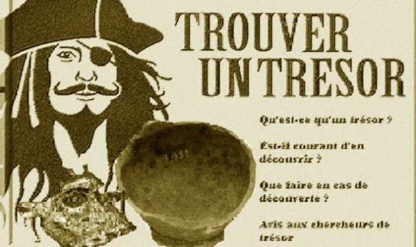 Chercher et découvrir un trésor en France : ce qu'il faut savoir (Td'A_05)