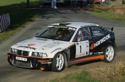 Rallye Pays de St Yrieix (99 partants, 64 classés)