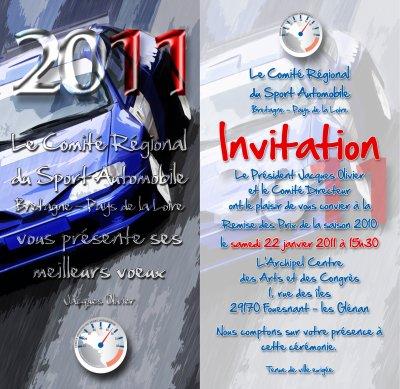 Voeux du Comité Bretagne Pays de La Loire