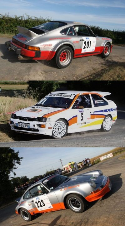 Rallye Printemps de Bords