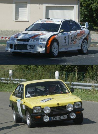 """Présentation Rallye Régional """"LE MANS"""""""